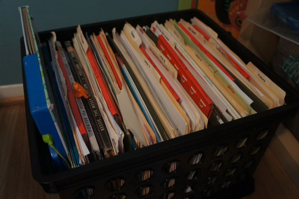Organizing Homeschool (2/6)