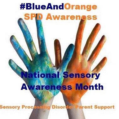 October is Sensory Processing Disorder Awareness Month